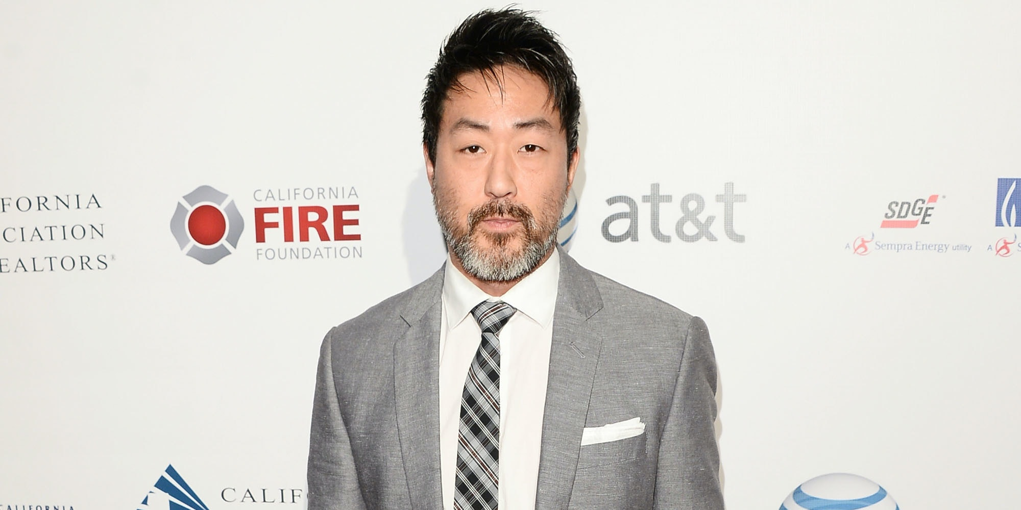 LOS ANGELES, CA - MARCH 09:  Actor Kenneth Choi arrives at the California Fire Foundation 2016 Gala at Avalon Hollywood on March 9, 2016 in Los Angeles, California.  (Photo by Matt Winkelmeyer/Getty Images)