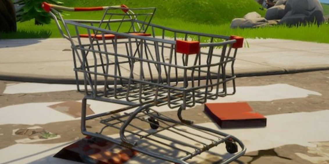 Image result for fortnite shopping carts