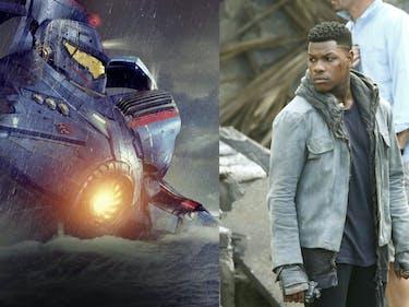 John Boyega Is Ready to Drift Into Kaiju Battle for 'Pacific Rim 2'