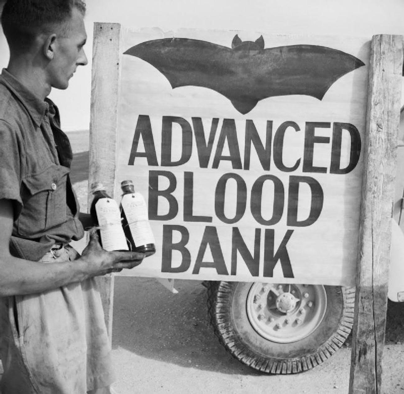 blood bank study