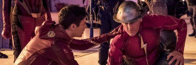 "Jay Garrick returns to 'The Flash' to ""Enter Flashtime."""