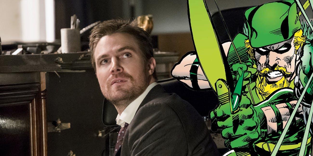 Green Arrow Neal Adams TV show