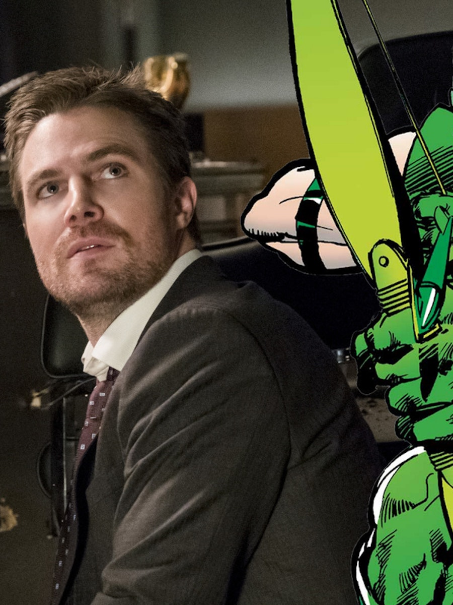 Green Arrow Neal Adams TV show