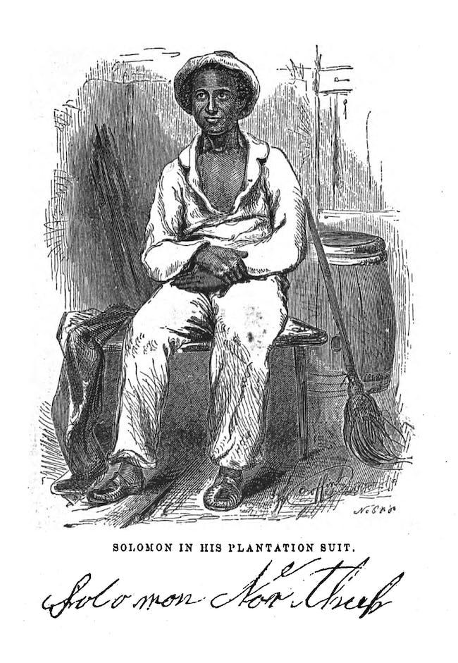 Twelve Years a Slave, 12 Years a Slave