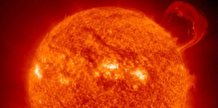 Solar Activity Free Stock Photo - Public Domain Pictures