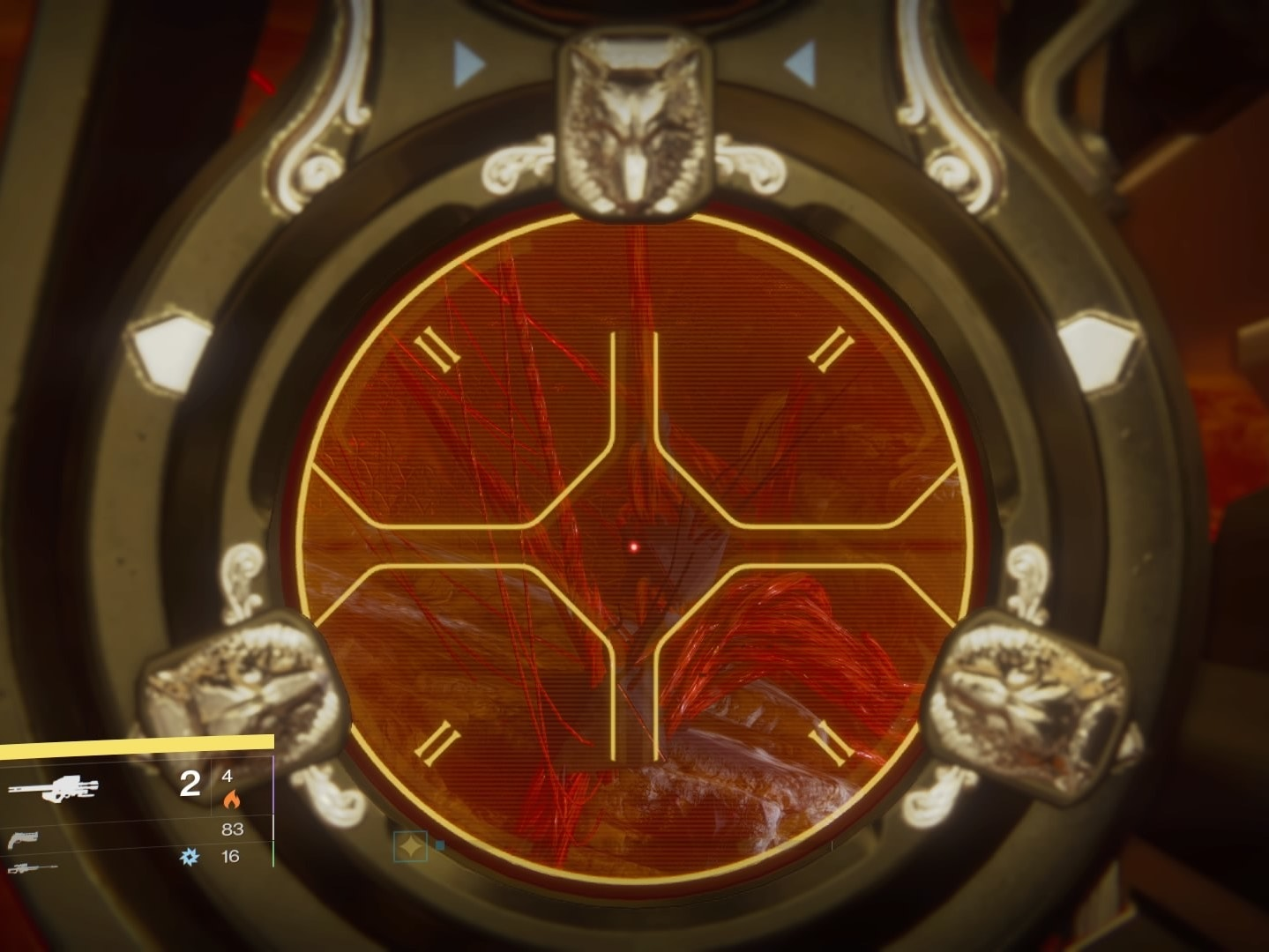 Looking down the scope at gross things is a 'Destiny' favorite.