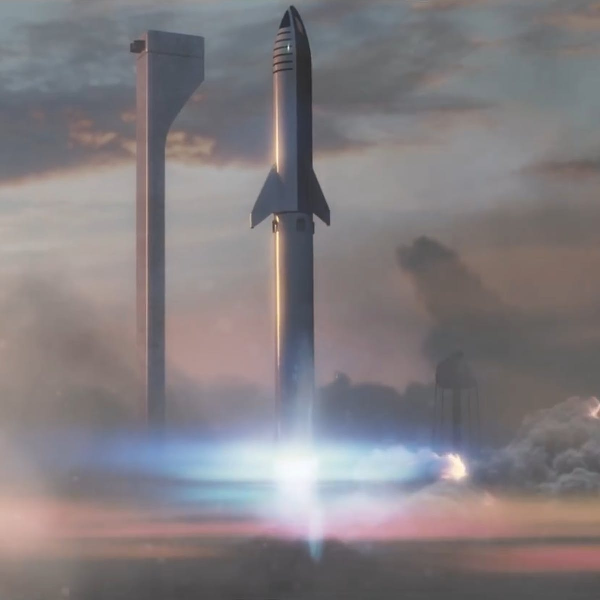 spacex's starship: elon musk's dream of a mars rocket is becoming reality |  inverse