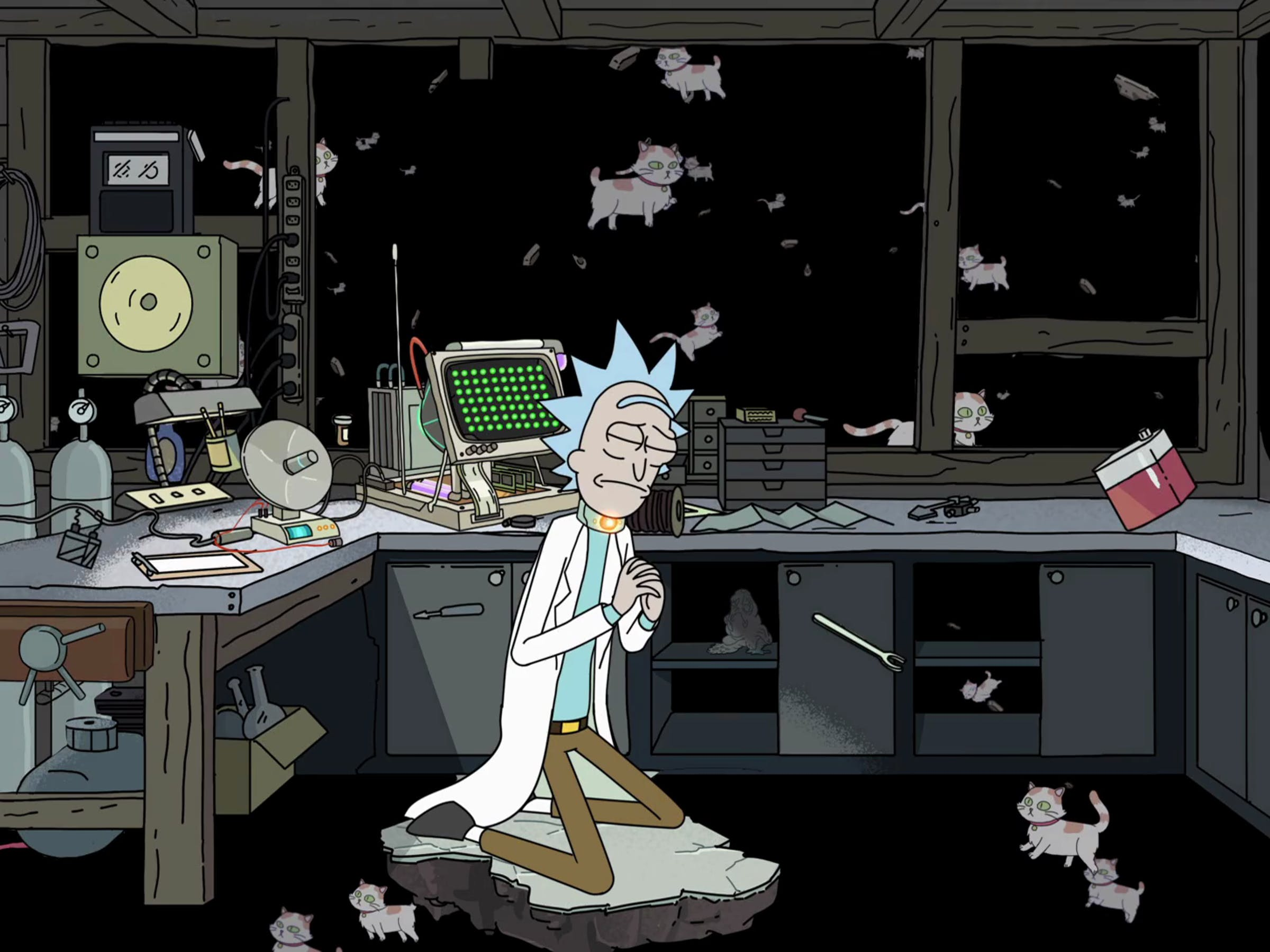 """'Rick and Morty' """"A Rickle in Time"""""""
