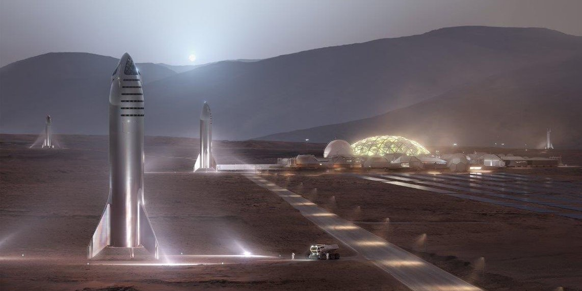 SpaceX: How a Secret Second Starship Is Accelerating the Journey to Mars