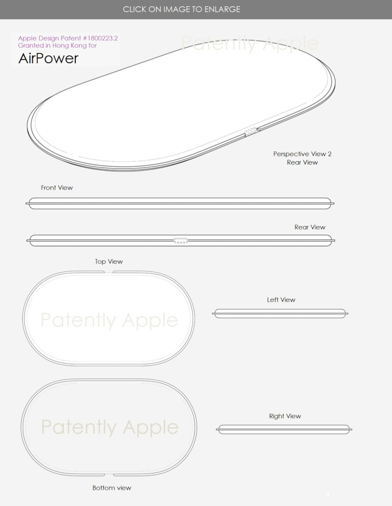 Apple Secures Wireless Charger Patent — But When Will the AirPower