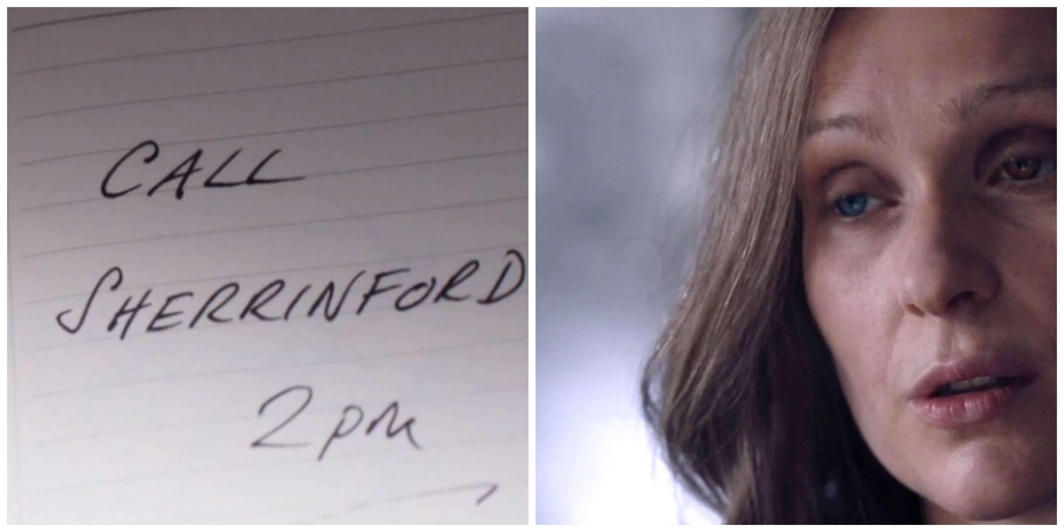 Mycroft's note about Sherrinford PLUS Sherrinford, revealed.