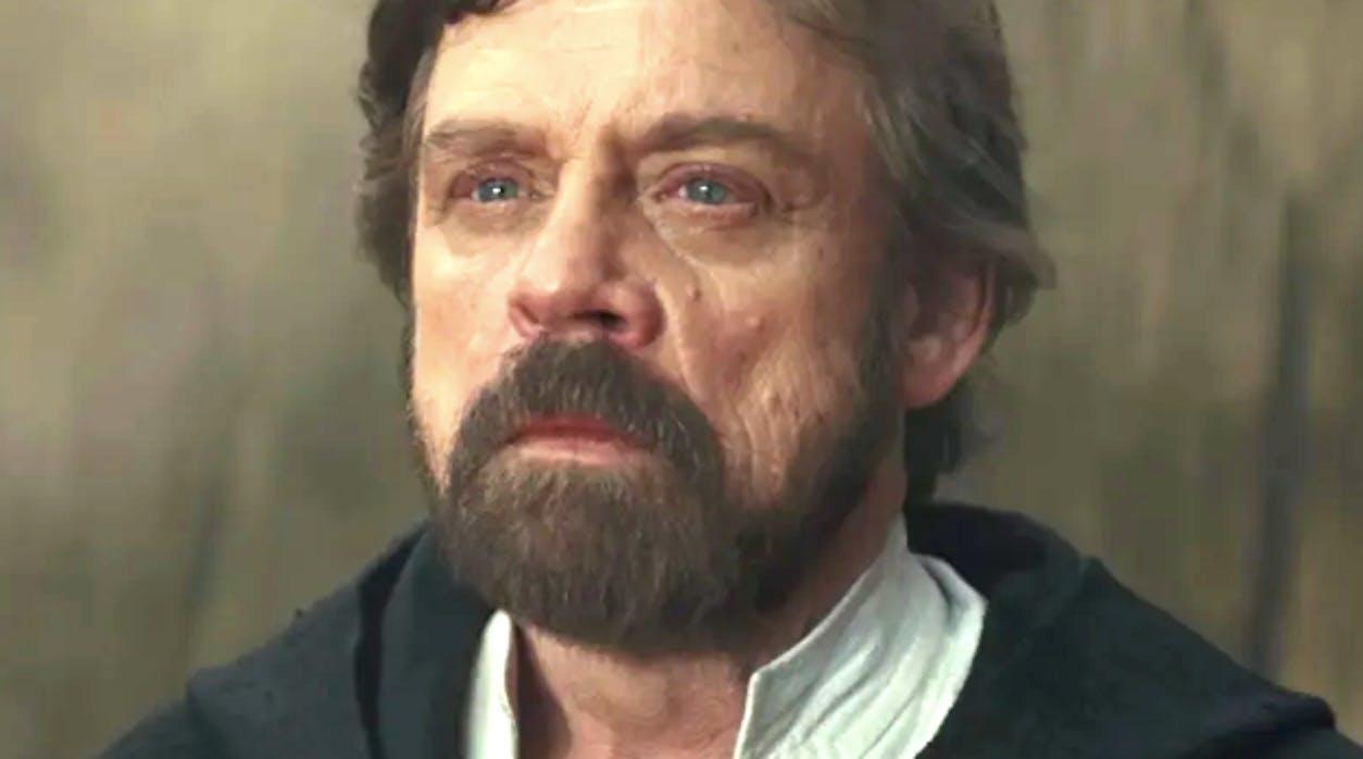 Luke Skywalker Star Wars The Rise of Skywalker