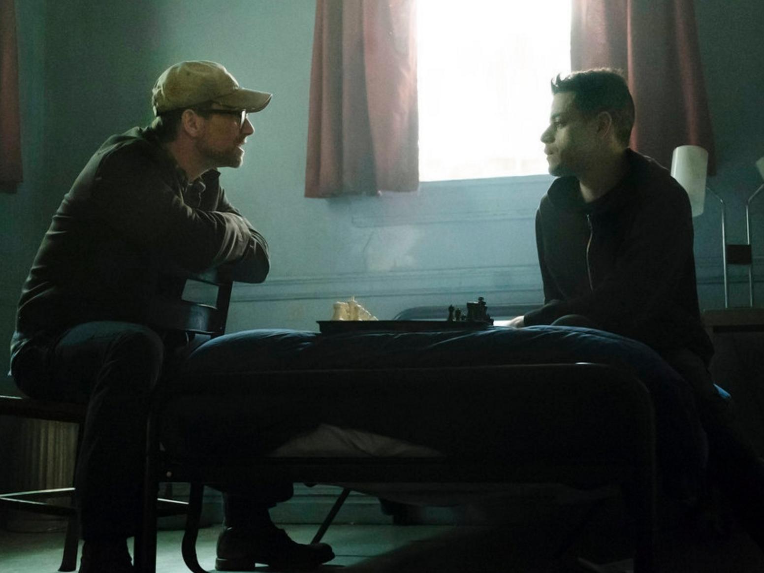 Dark Scenes in TV Are Literally Dark for a Reason