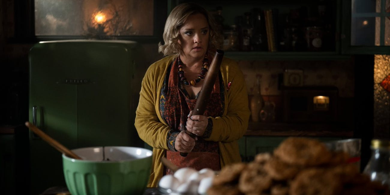 'Chilling Adventures of Sabrina: A Midwinter's Tale' Hild