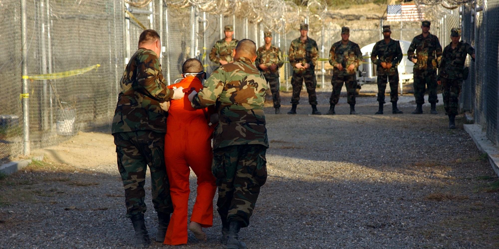 Mohamedou Slahi Tells '60 Minutes' About Psychological Torture at Gitmo