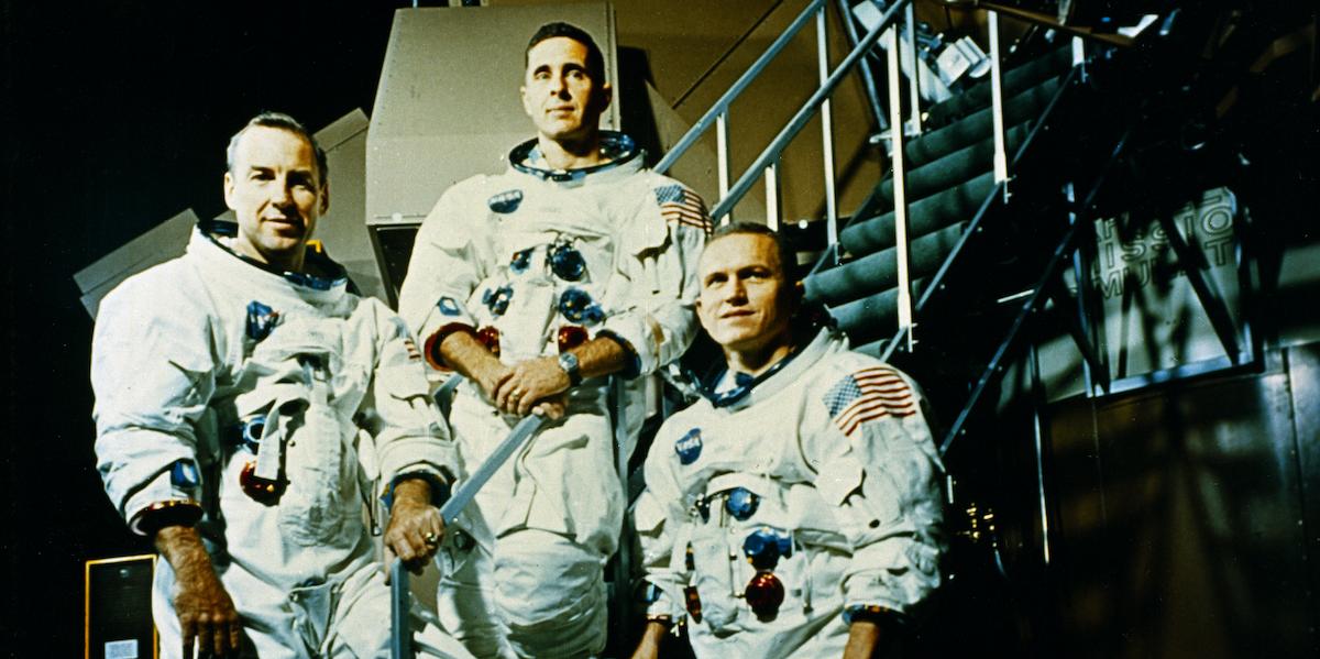 apollo space team - photo #2