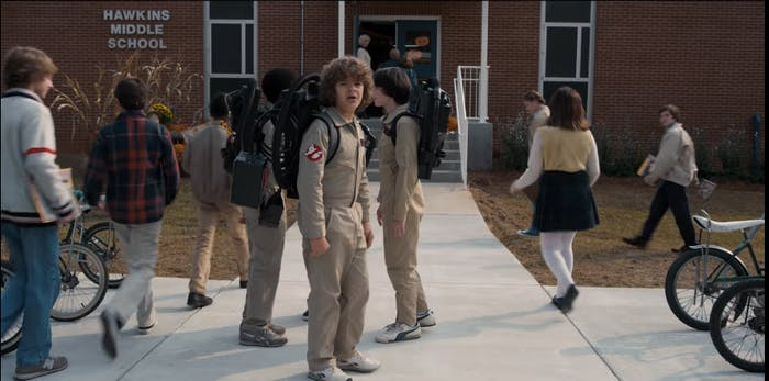 Stranger Things Season 2 Super Bowl trailer Netflix