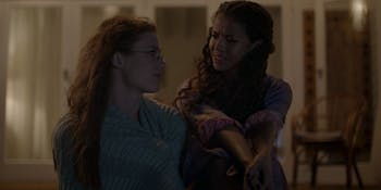 "Kelly and Yorkie ""San Junipero"""