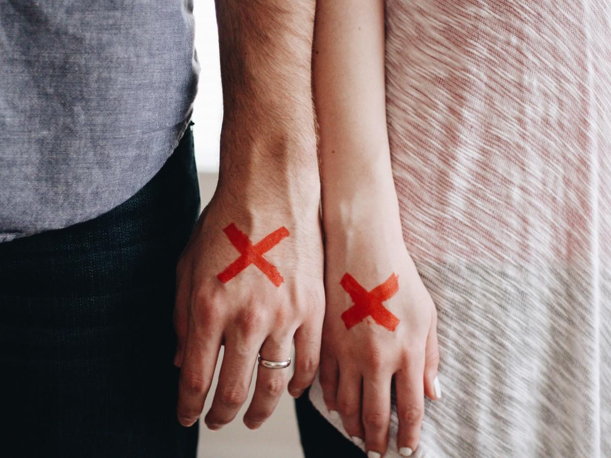 Red wrist thread - prejudice or defense 41