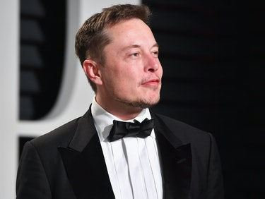 Elon Musk Lunches at White House, Infrastructure's the Main Course