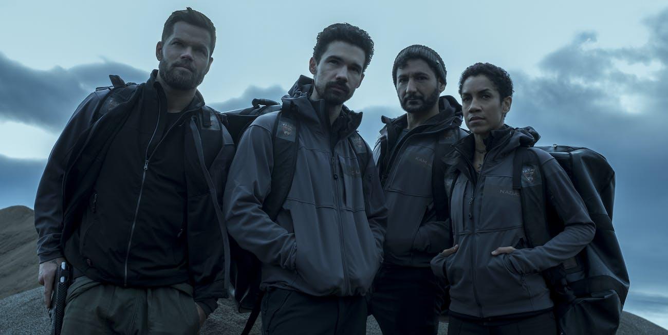 expanse season 4 rocinante crew