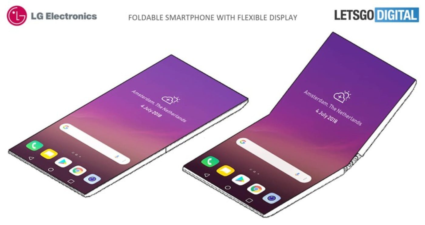 Apple Foldable Phone: Future Smartphones Might Come With a Flexible