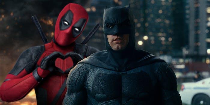 Deadpool Justice League