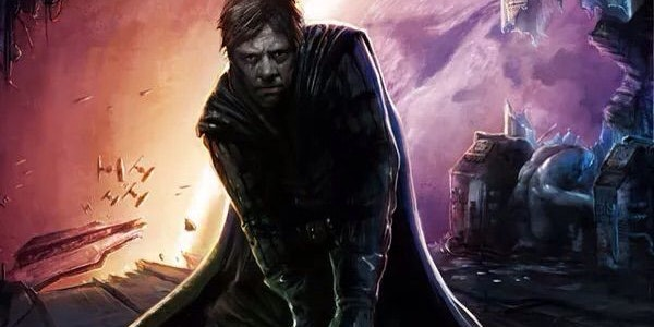 Luke in 'Dark Empire'