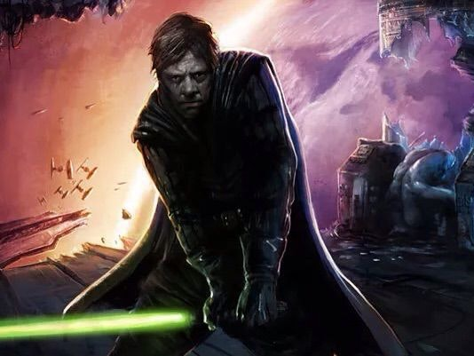 Luke Could Be a One-Man Doomsday Weapon in 'Episode VIII'