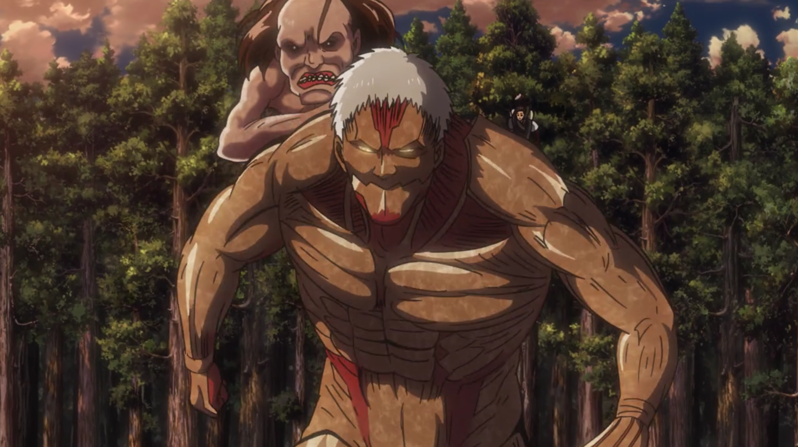 Ymir Teams Up With the Armored Titan on 'Attack on Titan' | Inverse