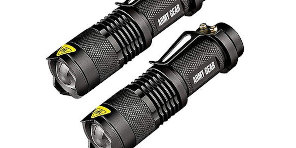military grade flashlights, flashlights