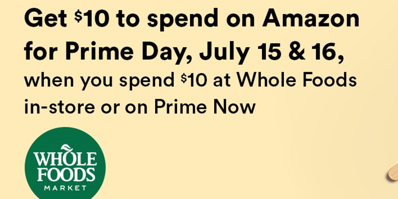 Whole Foods, Amazon, Prime Day