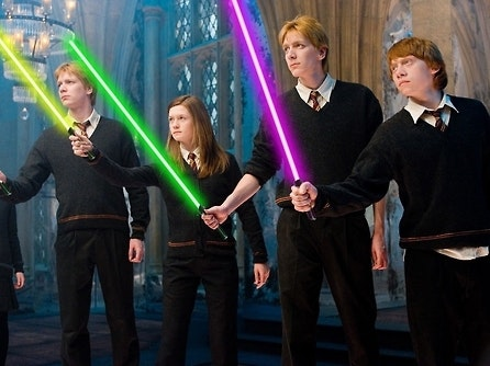 How 'Harry Potter' Could Exist in the 'Star Wars' Universe
