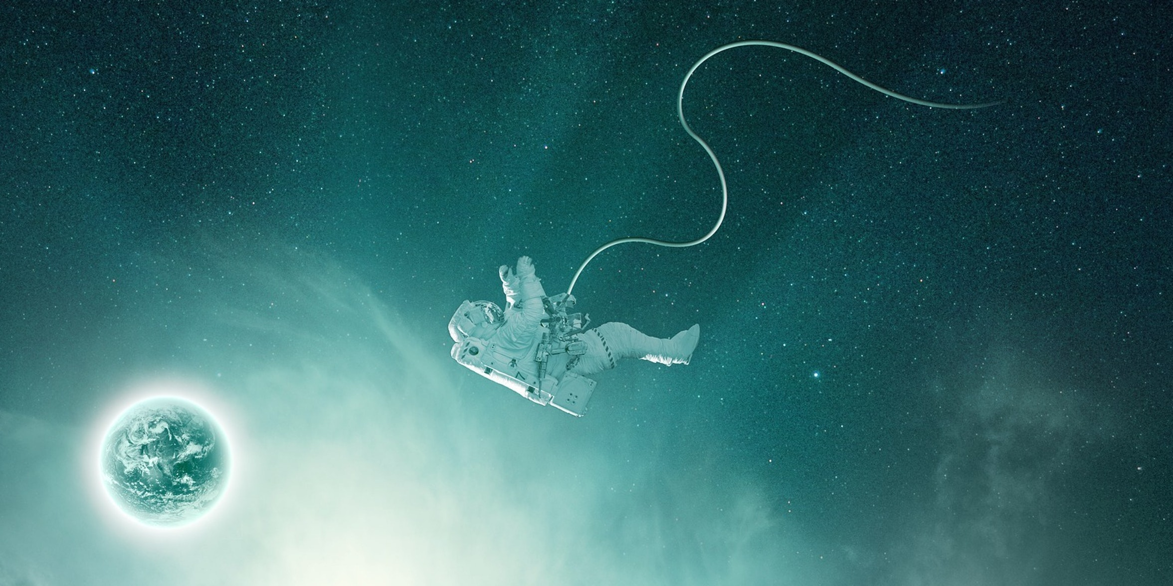 What Happens When You're Terrified of Space?