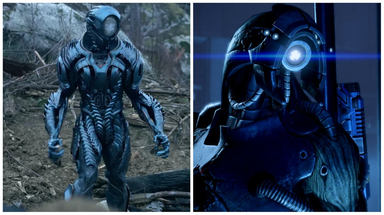 Mass Effect Lost In Space