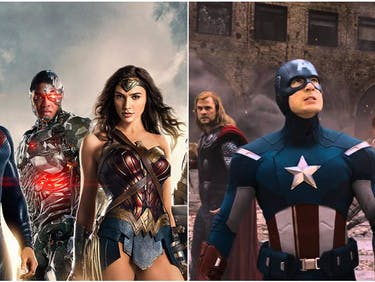 'Justice League' Actor Says Movie Won't Be Better Than 'Avengers'
