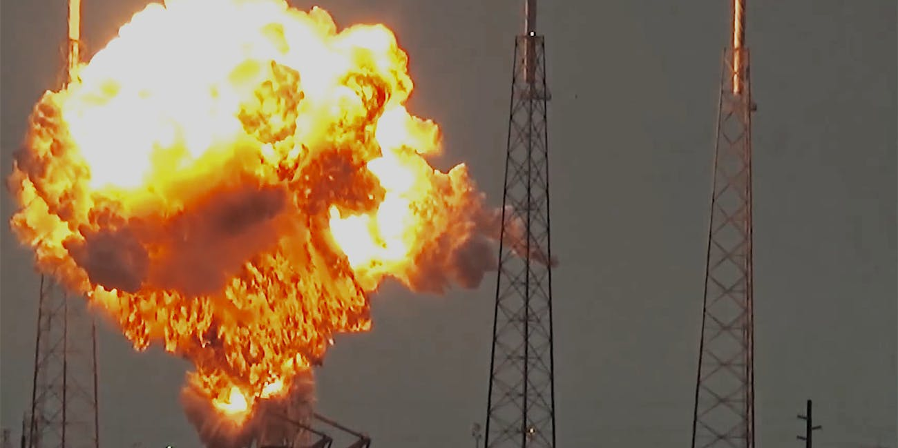 Spacex Is Investigating Sabotage Industry Competitors