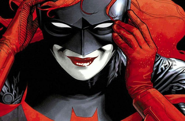 Rebirth: Batwoman from DC Comics