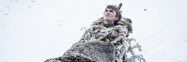 Isaac Hempstead-Wright as Bran Stark in 'Game of Thrones'