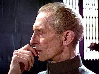 Confirmed: Grand Moff Tarkin Will Appear in 'Rogue One'