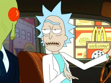 Why You Craved Szechuan Sauce After the 'Rick and Morty' Premiere