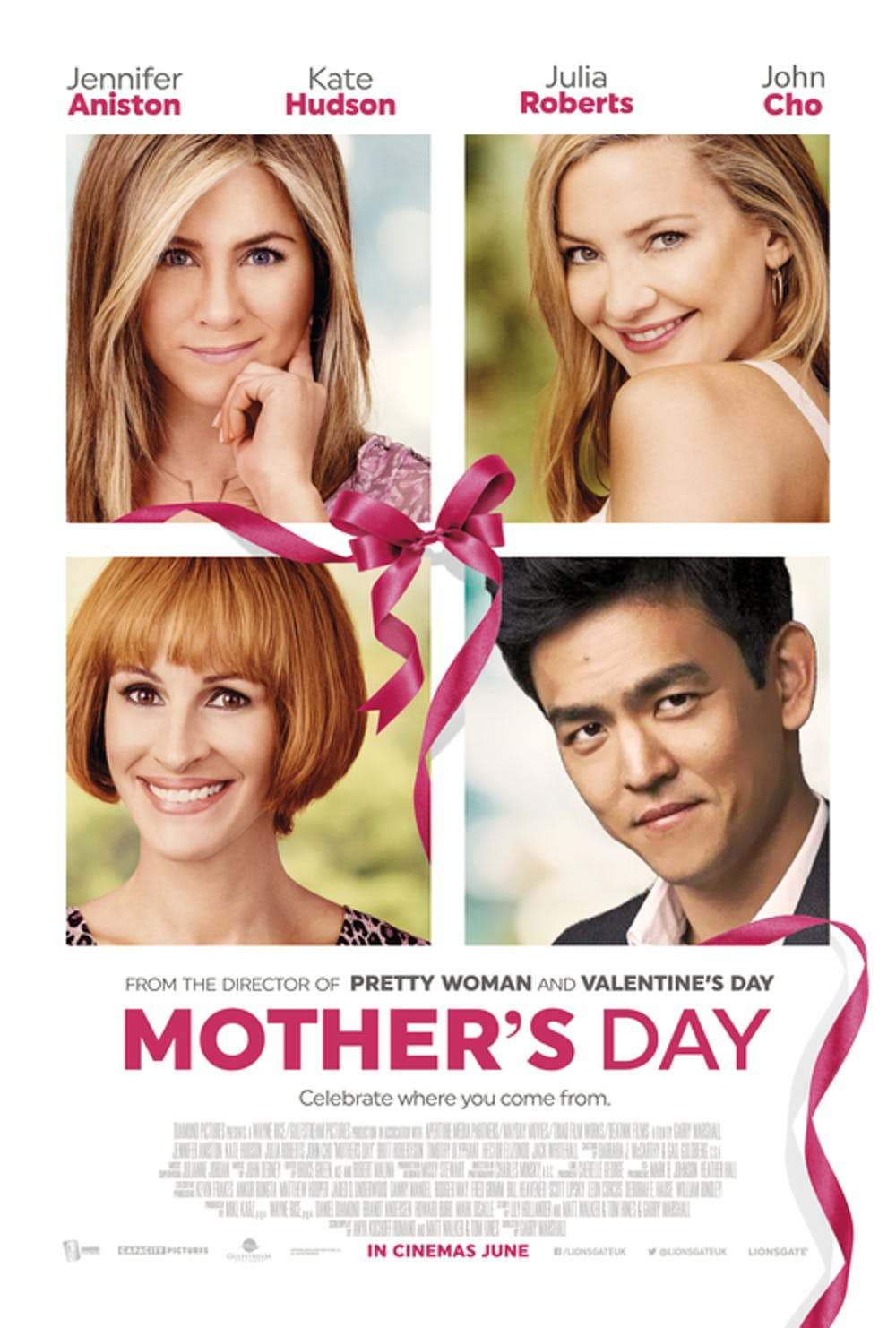 StarringJohnCho Mother's Day