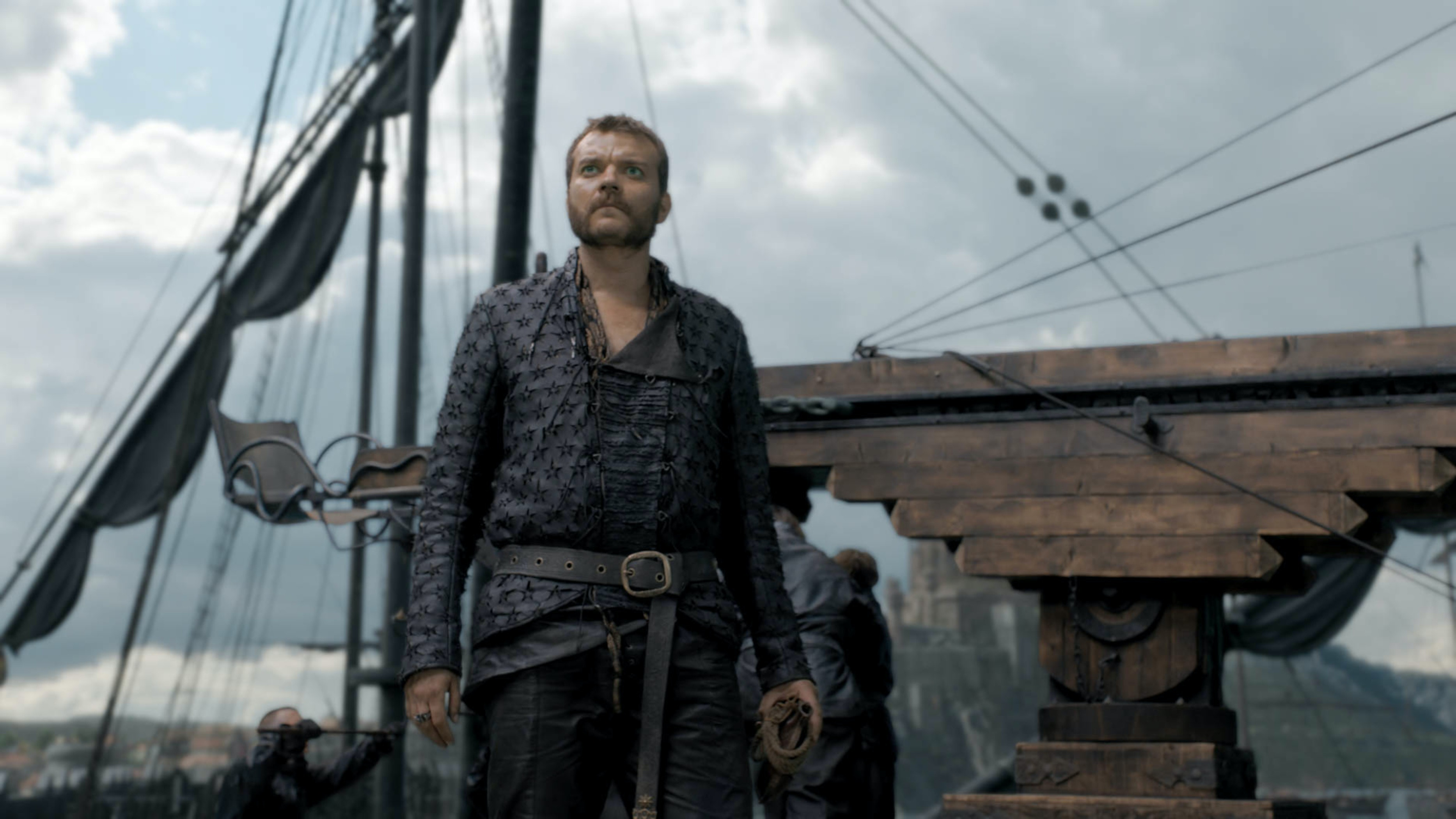 Game of thrones season 8 episode 5 opening scene