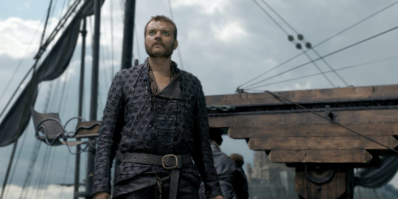 Euron Greyjoy in Episode 5, Season 8 of 'Game of Thrones'