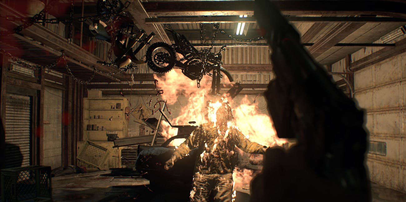 Madhouse Difficulty Is How 'Resident Evil 7' Should Be