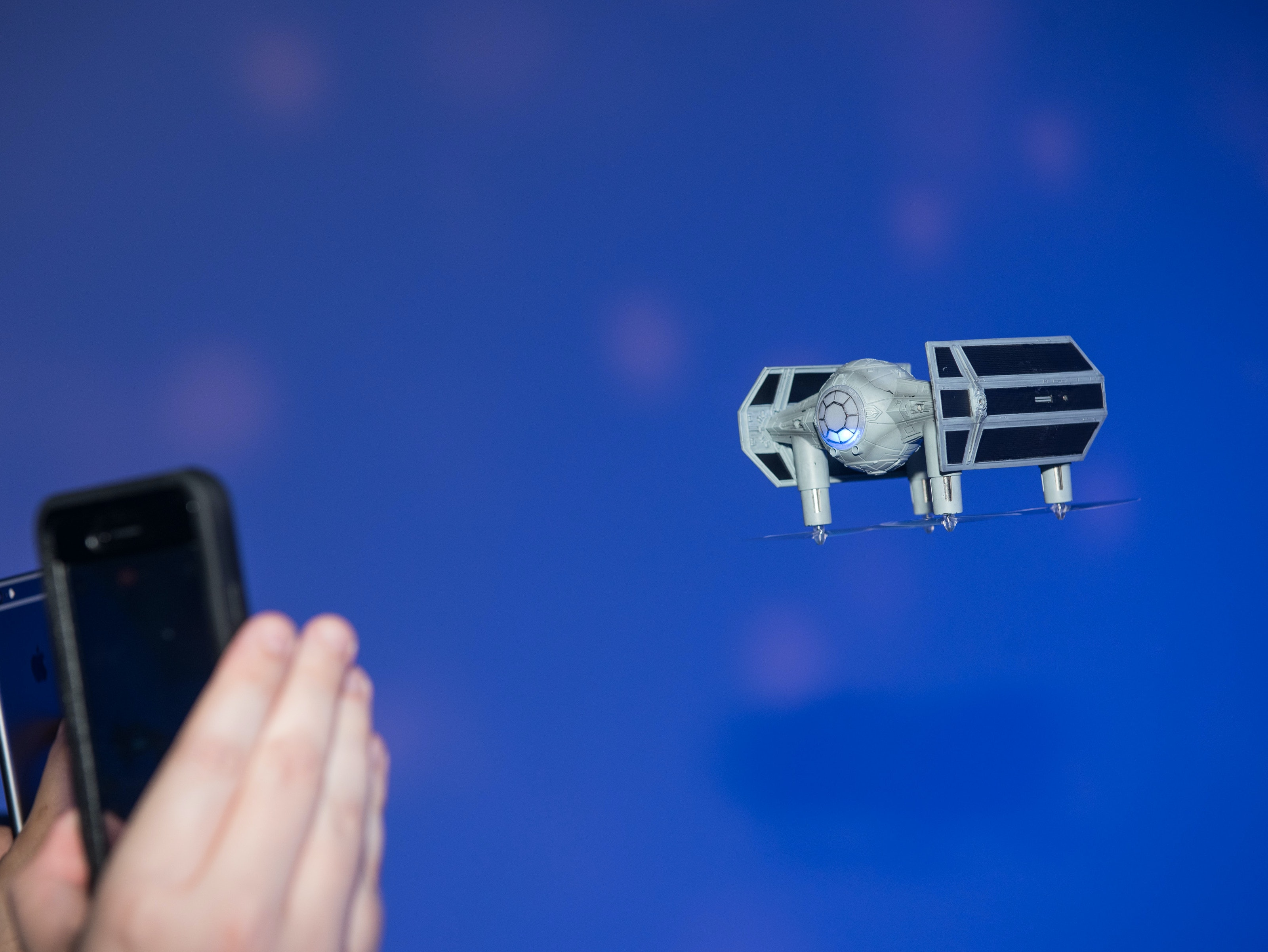 'Star Wars' Drones Are Making Your Childhood Dreams Come True