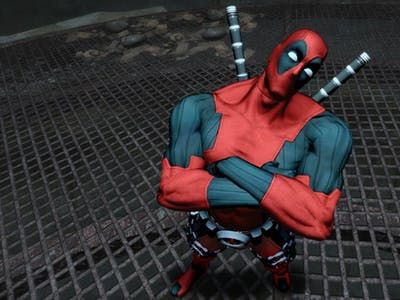The 'Deadpool' Game Is Getting a Re-Release on Xbox One and PS4