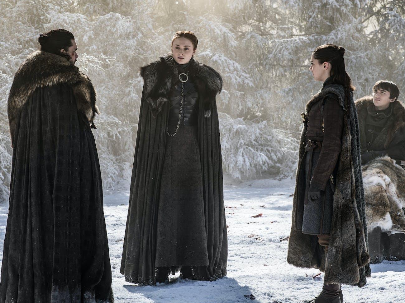 Game of Thrones' Season 8, Episode 5 Theory: Arya Kills Dany