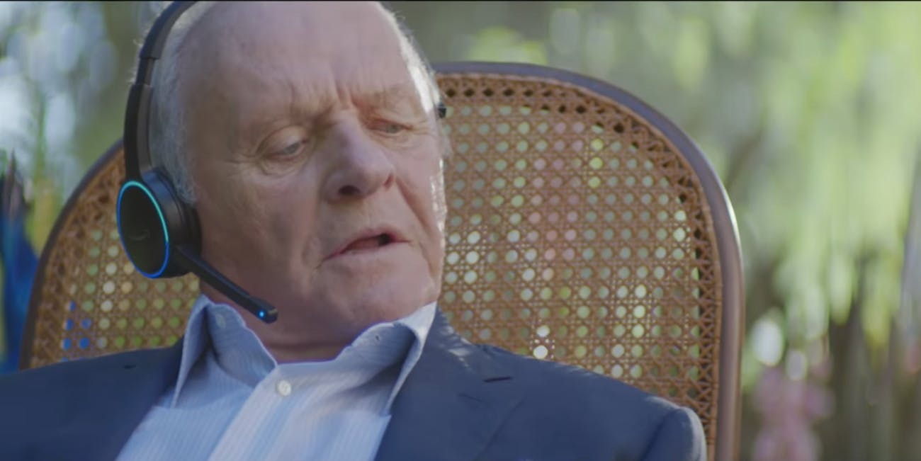 anthony hopkins alexa amazon