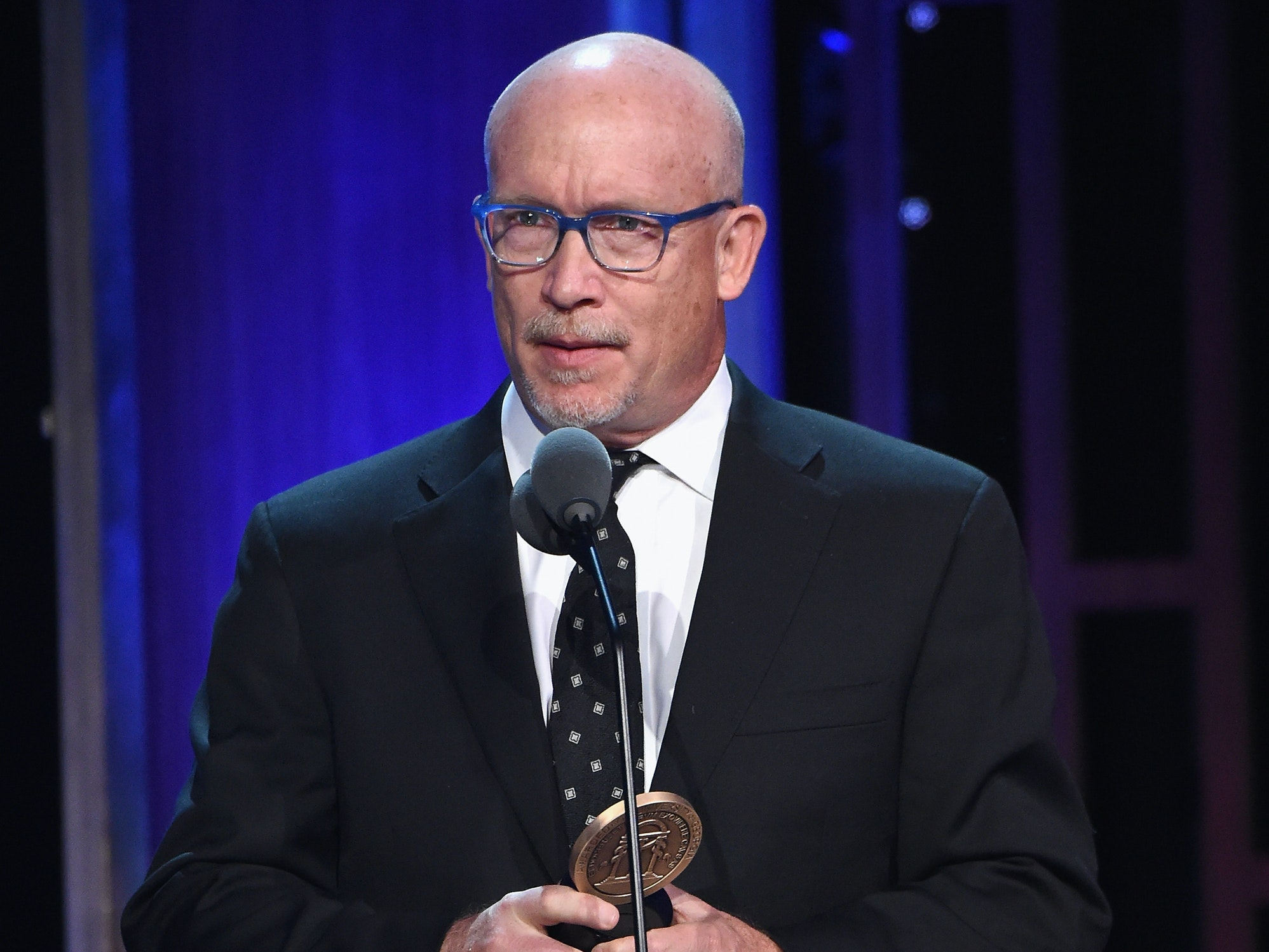 Why Alex Gibney Doesn't Put a Piece of Tape Over His Laptop Camera